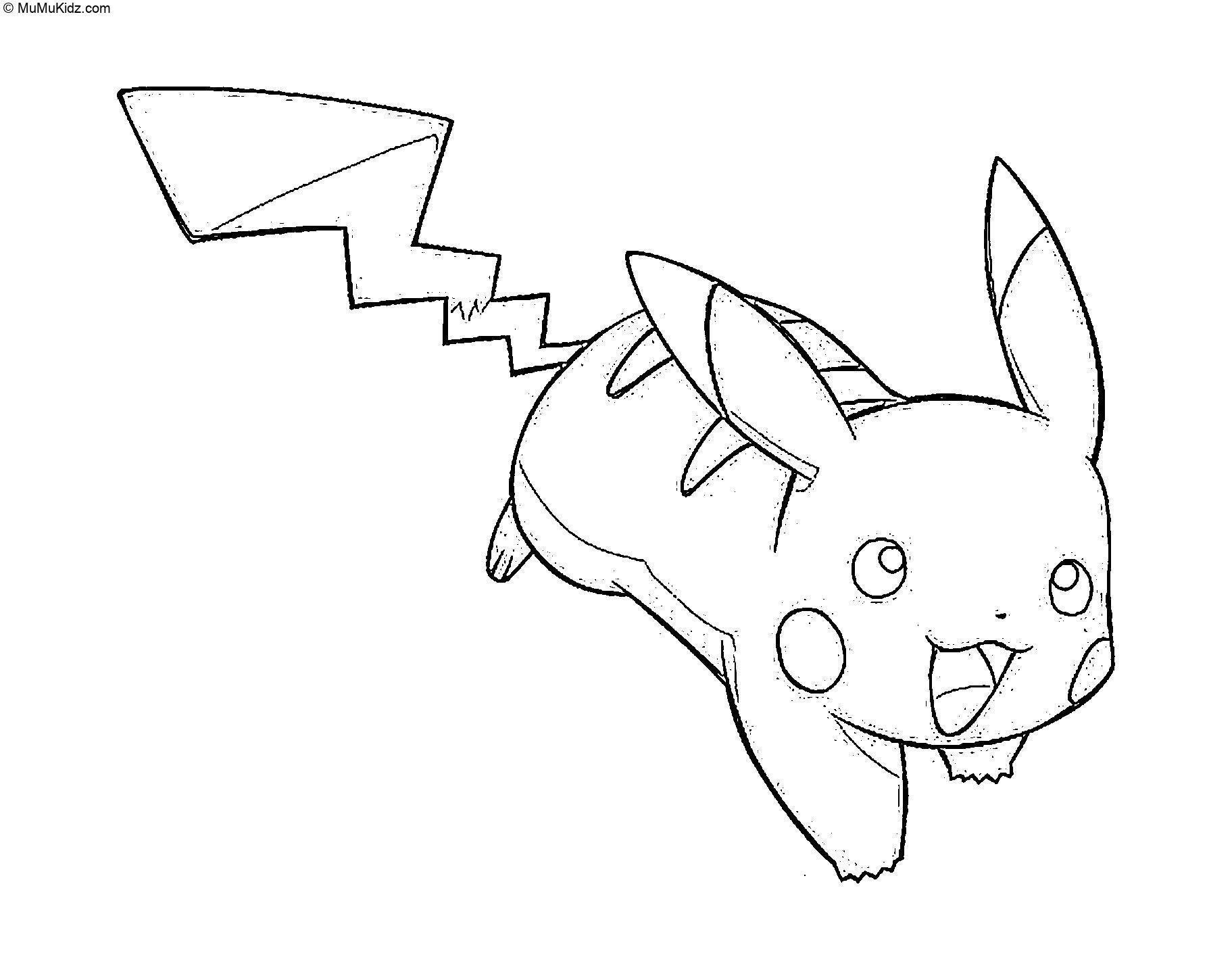 Pokemon Ausmalbilder  18 Beste Pokemon Malvorlagen Kostenlos zum